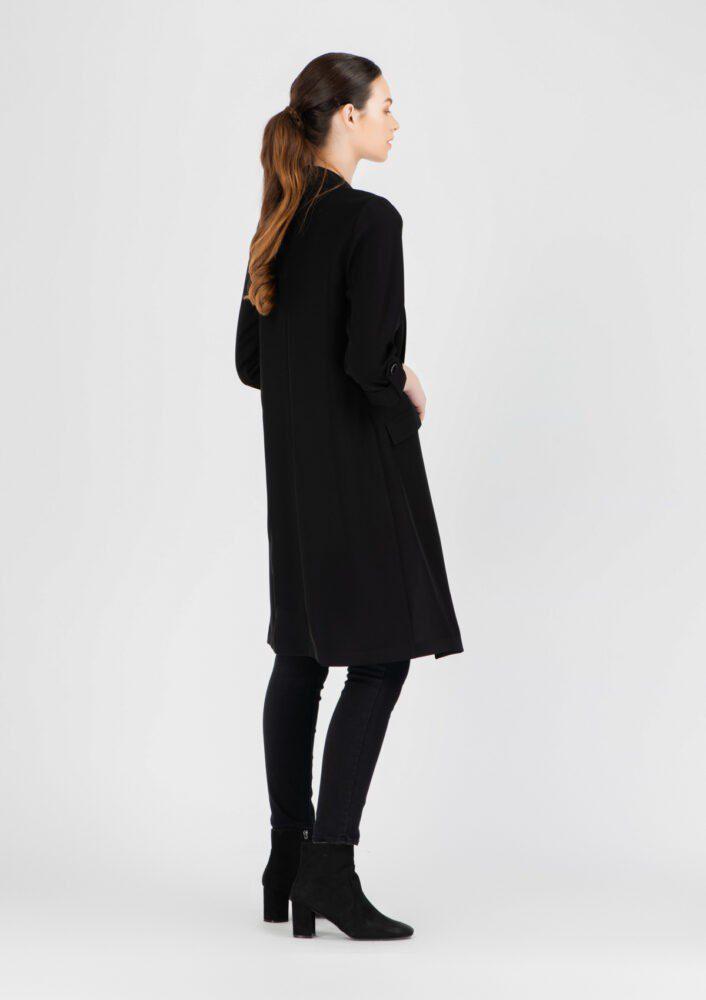 Áo coat dáng lững